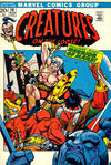Cover for Creatures on the Loose (Marvel, 1971 series) #16
