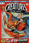 Cover for Creatures on the Loose (Marvel, 1971 series) #18