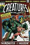Cover for Creatures on the Loose (Marvel, 1971 series) #20