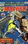 Cover for Creatures on the Loose (Marvel, 1971 series) #34 [Regular Edition]
