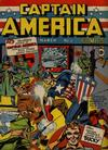 Cover for Captain America Comics (Marvel, 1941 series) #1