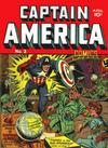 Cover for Captain America Comics (Marvel, 1941 series) #2