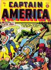Cover for Captain America Comics (Marvel, 1941 series) #3