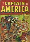 Cover for Captain America Comics (Marvel, 1941 series) #5