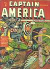Cover for Captain America Comics (Marvel, 1941 series) #8
