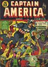 Cover for Captain America Comics (Marvel, 1941 series) #12