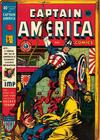 Cover for Captain America Comics (Marvel, 1941 series) #14