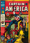 Cover for Captain America Comics (Marvel, 1941 series) #14