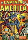 Cover for Captain America Comics (Marvel, 1941 series) #16