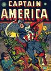 Cover for Captain America Comics (Marvel, 1941 series) #17
