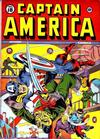 Cover for Captain America Comics (Marvel, 1941 series) #18