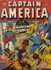 Cover for Captain America Comics (Marvel, 1941 series) #21