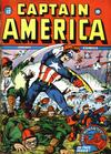Cover for Captain America Comics (Marvel, 1941 series) #22