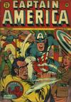 Cover for Captain America Comics (Marvel, 1941 series) #23
