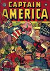 Cover for Captain America Comics (Marvel, 1941 series) #24