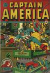 Cover for Captain America Comics (Marvel, 1941 series) #28