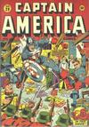 Cover for Captain America Comics (Marvel, 1941 series) #29