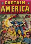 Cover for Captain America Comics (Marvel, 1941 series) #30