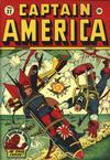 Cover for Captain America Comics (Marvel, 1941 series) #32