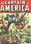Cover for Captain America Comics (Marvel, 1941 series) #33