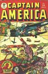 Cover for Captain America Comics (Marvel, 1941 series) #36