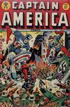 Cover for Captain America Comics (Marvel, 1941 series) #37