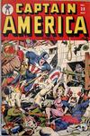 Cover for Captain America Comics (Marvel, 1941 series) #38