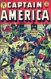 Cover for Captain America Comics (Marvel, 1941 series) #39