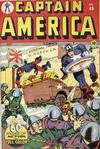 Cover for Captain America Comics (Marvel, 1941 series) #40