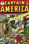 Cover for Captain America Comics (Marvel, 1941 series) #42