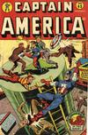 Cover for Captain America Comics (Marvel, 1941 series) #43