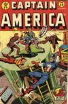 Cover for Captain America Comics (Marvel, 1941 series) #43