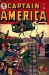 Cover for Captain America Comics (Marvel, 1941 series) #44