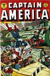 Cover for Captain America Comics (Marvel, 1941 series) #45