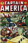 Cover for Captain America Comics (Marvel, 1941 series) #45