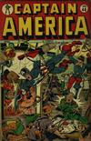 Cover for Captain America Comics (Marvel, 1941 series) #46