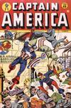 Cover for Captain America Comics (Marvel, 1941 series) #49
