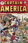 Cover for Captain America Comics (Marvel, 1941 series) #50