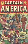Cover for Captain America Comics (Marvel, 1941 series) #51
