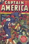 Cover for Captain America Comics (Marvel, 1941 series) #61