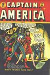 Cover for Captain America Comics (Marvel, 1941 series) #65