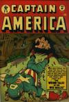 Cover for Captain America Comics (Marvel, 1941 series) #69