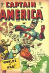 Cover for Captain America Comics (Marvel, 1941 series) #70