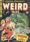 Cover for Captain America's Weird Tales (Marvel, 1949 series) #75