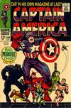 Cover for Captain America (Marvel, 1968 series) #100