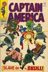 Cover for Captain America (Marvel, 1968 series) #104