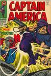 Cover for Captain America (Marvel, 1968 series) #108