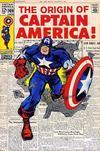 Cover for Captain America (Marvel, 1968 series) #109