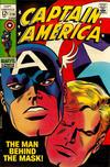 Cover for Captain America (Marvel, 1968 series) #114