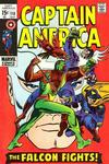 Cover for Captain America (Marvel, 1968 series) #118